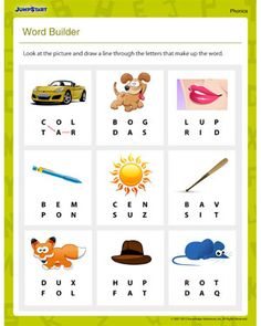 phonics worksheets for kindergarten - Google 검색