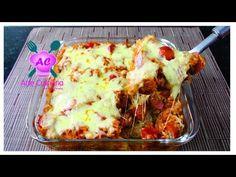 TORTA PIZZA (part. Arte Culinária por Tata Pereira)   Cozinha do Bom Gosto   Gabi Rossi - YouTube