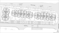 Peace Street Townes - Raleigh, NC Thing 1, Townhouse, Peace, How To Plan, Street, Terraced House, Sobriety, Walkway, World