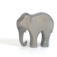 Elephant Round Trunk (Ostheimer)Product Size: H 13.5 cm $22.55