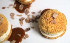 Recette de Choux au caramel beurre salé par Alan Geaam