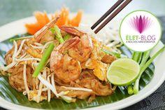 Kihagyhatatlan thai ételek - és vajon hol a legjobb a masszázs?