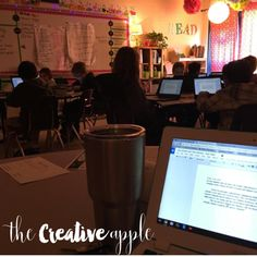 A 5th grade teacher explains how she uses Google Classroom in her own classroom.