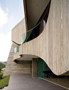 Ruy Ohtake: Residência, Valinhos, SP