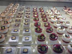 sweet, sweet deserts