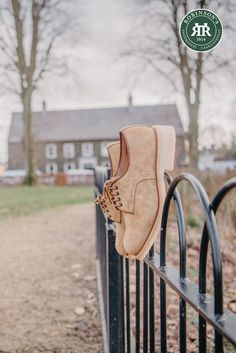 Tricker's Daniel: a Derby shoe in peanut kudu reverse suede with a natural rubber crepe sole.   #kudusuede #trickers #suedederbyshoes #robinsonsshoes Smart Casual Office, Casual Office Attire, Trickers Shoes, Shoe Horn, Shoe Tree, Derby Shoes, Natural Rubber, Types Of Shoes, New Shoes