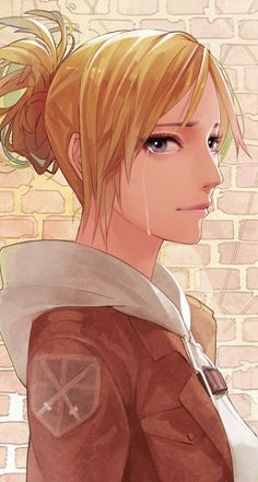 Attack on titan Annie Leonhardt