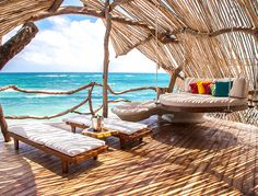 Sky Villa at Azulik Hotel & Maya Spa, - Tulum Mexico