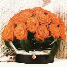 #rosenbox #blumenbox #rosenboxausmünchen #rosenboxmitswarovski  #flowerbox