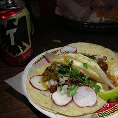 Tacos from Round Corner Cantina