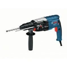 Großartig Bosch Akkubohrhammer GBH 18 V-LI Professional 3,0, blau L-BOXX, 2x  OI45