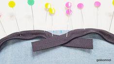 스탠딩 필통 만들기 : 네이버 블로그 Clothes Hanger, Diy And Crafts, Bags Sewing, Coat Hanger, Clothes Hangers, Clothes Racks