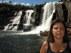 Cachoeira do Rio dos Couros - Alto Paraíso de Goiás - Goiás