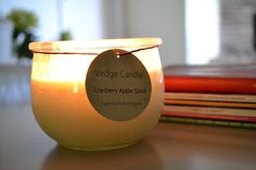 @weckjar and @Vedge Candle product reviewThe Lean Gourmet Kitchen