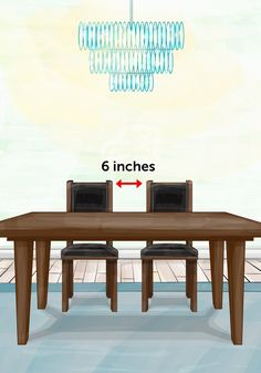 The HGTV hosts reveal a few essential measurements—from area rug size to chandelier height—that'll help you decorate your space to scale.