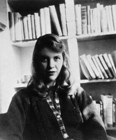 Poet. Genius. Artist. (Links to Dan Chiasson's 2/12/2013 blog post on Plath at The New Yorker)