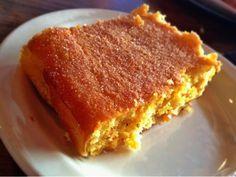Na Cozinha da Margô: Broa de Fubá dos Copos