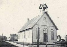 De Smet Alliance Church (Charles Ingalls builder)