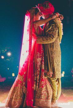 Goa North Indian Wedding Destination Wedding – Hiteshwar & Anushka – Famous Last Words Indian Bridal Photos, Indian Wedding Poses, Indian Wedding Couple Photography, Couple Photography Poses, Bridal Photography, Couple Photoshoot Poses, Wedding Photoshoot, Couple Wedding Dress, Wedding Couple Photos