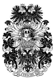 Wappen der Freiherr von Metzburg