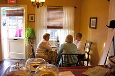 The DIning Room Cuban Restaurant In Jonesborough TN Has Best And Black Bean Plate