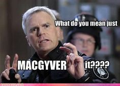 MacGyver or Jack or both?
