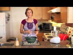 NEW YOU - How To Make Cauliflower Rice - YouTube