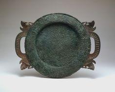 Bronze plate. Period: Archaic. Date: 2nd half of the 6th century B.C. Culture: Greek.