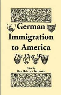 first german immigrants to america - Google Search.....and I came here with my family in 1952