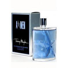 Comenzamos la semana con mas novedades para hombre, #Angel de #ThierryMugler. Otro perfume excepcional y nada habitual.