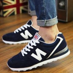 2014 new balance 574 casual sports shoes