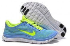watch fde7d 2b66a Nike Free 3.0 V5 Womens Jade Fluorescence Green Running Shoes Wholesale Nike  Shoes, Nike Shoes