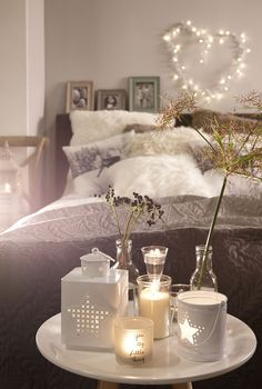 Slaapkamer, winter, gezellig, cozy, sleep, warm, www.kwantum.nl