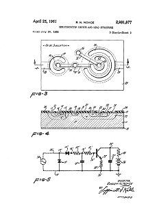Planar IC patent