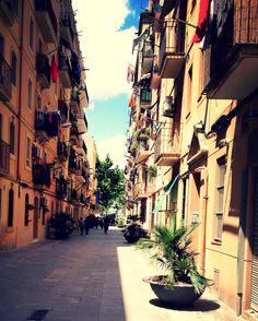 Barceloneta Abstrak Flat