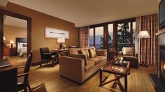 The Ritz-Carlton, Lake Tahoe - Luxurious Suites with mountain or valley views