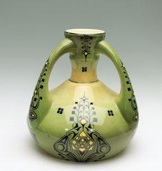 De Bruyn Fives Lille - Art Nouveau vaas