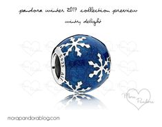 It's just over a week until the official launch of the Pandora Winter 2017 collection, and today brings some lovely high-quality images of all the new charm jewellery, along with some fresh commentary! :) The collection features some outstanding icy and cosmic blues, and some really fun bright enamels for the holidays – standard fare … Read more...