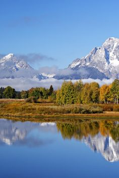 It make an excellent base for exploring the Grand Tetons throughout the year. #Jetsetter