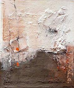 "Inge Philippin -  ""Splendor"" - mixed media on canvas"