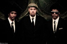 Soulive: Just like keyboardist Neal Evans' two hands—simultaneously pumping out the low end and reaching for those oscillating high notes—organ trio Soulive has spent the last decade balancing a reverence for the past with a conviction to push music into its own funky future.