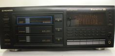 Pioneer PD-TM3 Multi Play Disc CD Player Used Works1