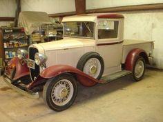 1933 Chevy 1/2 Ton Pickup