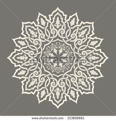 Patterns Simple Mandala To Color Patterns