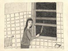 olga tranchini. illustration