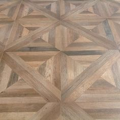 Mansion: porcelain stoneware #tiles that look like French Versailles #parquet…
