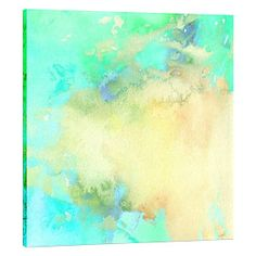 Life Force Painted Canvas Wall Art by United Artworks