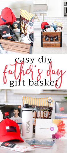 7d5ff999b095 Easy DIY Father s Day Gift Basket Guide. Fun and practical ideas to make  his day