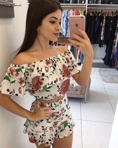 """3,039 Likes, 23 Comments - Simples Vaidade™ 399k (@simplesvaidade) on Instagram: """"Macacão divo da @Mariinaflor por apenas R$ 139,90!❤ Na @Mariinaflor você vai encontrar as roupas…"""""""