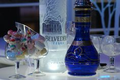 Botellas Premium · VIP Area SuperClub95
